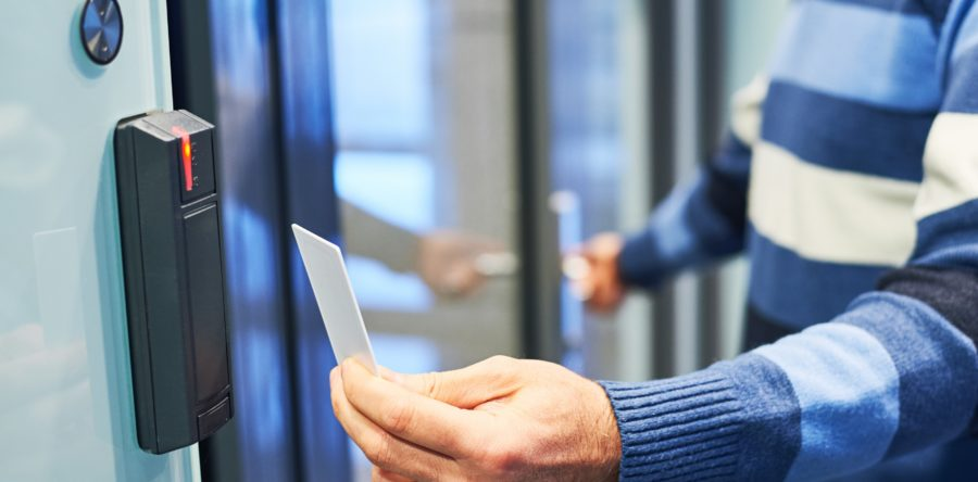 Access Control Systems for Apartment Buildings